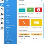 Webplanner bei Wix