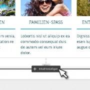 Kalender Webplanner bei Jimdo